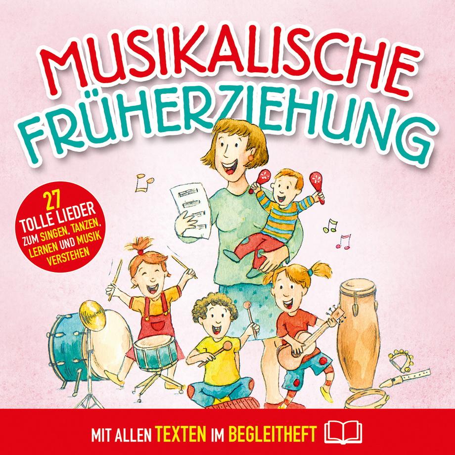 Cover Musikalische Frueherziehung