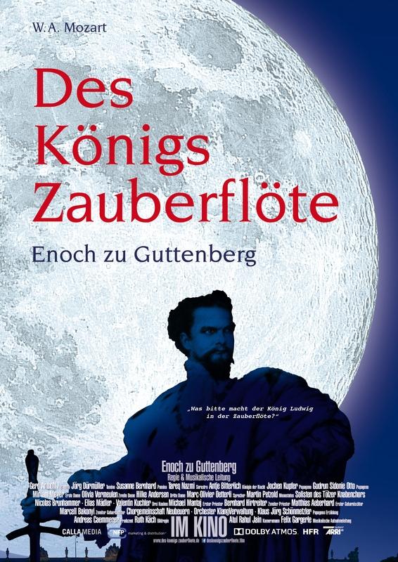 Des_Koenigs_Zauberfloete_Plakat