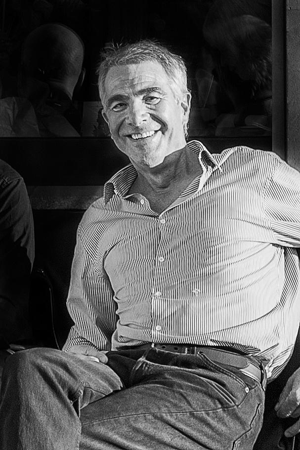 Dieter Burmester, Foto: Andrew Bronner