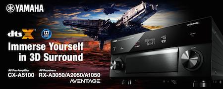 Yamaha DTSX Update