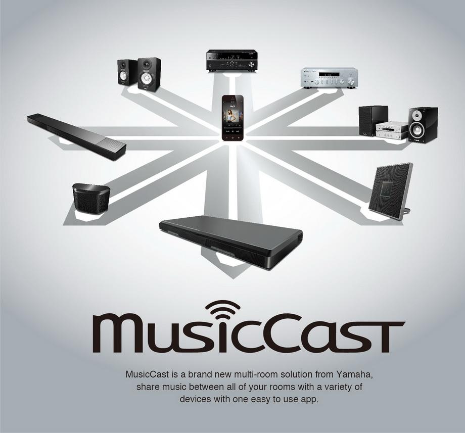 Yamaha MusicCast 3