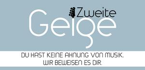 Zweite Geige Logo
