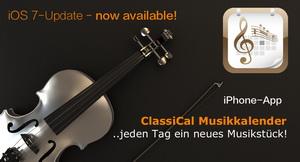 Silver Violin on dark background